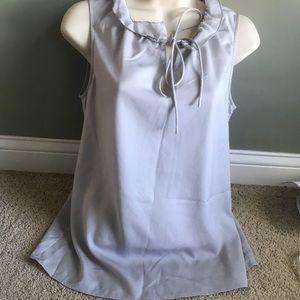 J Crew factory tank blouse